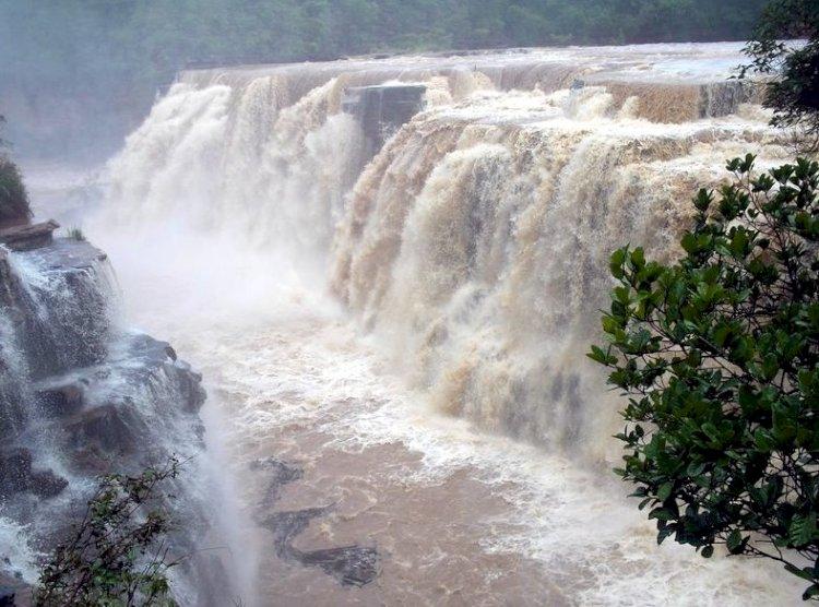 Cachoeira do Rio do sono