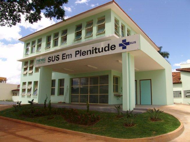 Hospital de Patos de Minas abre 135 vagas