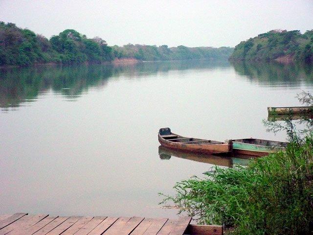 Rio Caatinga João Pinheiro MG
